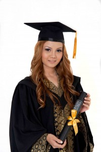 Convocation Portrait KL